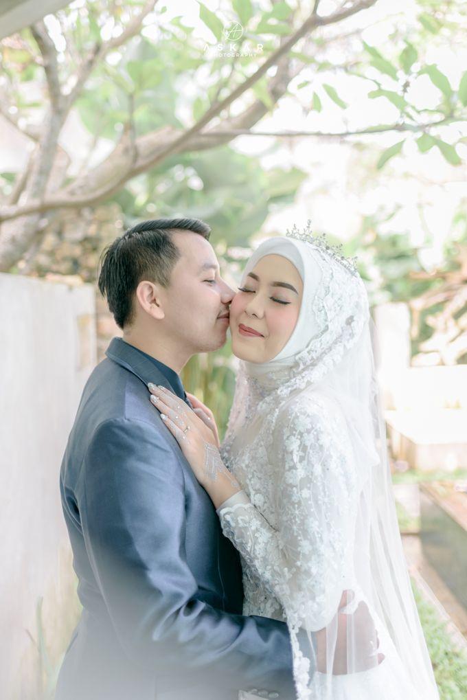 Wedding Nabila & Rian by Azila Villa - 019