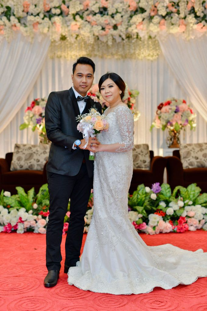 The Wedding Day Of Dhony & Marlena by Favor Brides - 023
