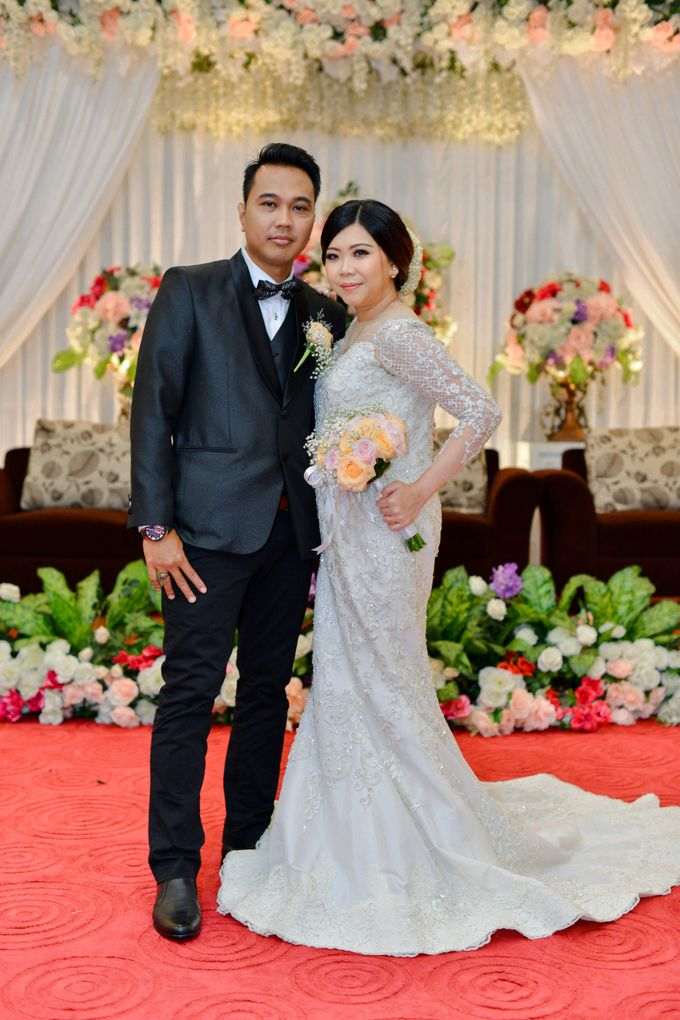 The Wedding Day Of Dhony & Marlena by Favor Brides - 020