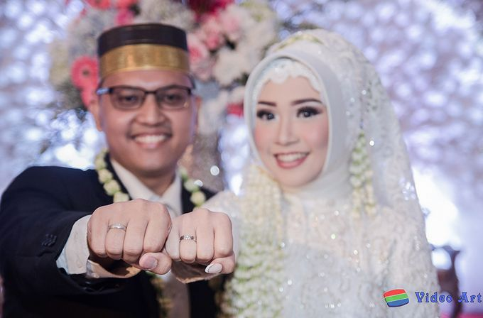 The wedding story  of Echa & Harya by Video Art - 012