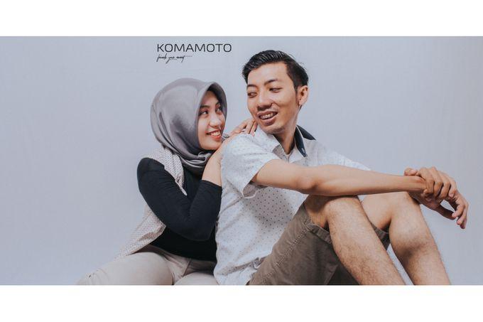 Prewedding Citra & Firman by komamoto - 004