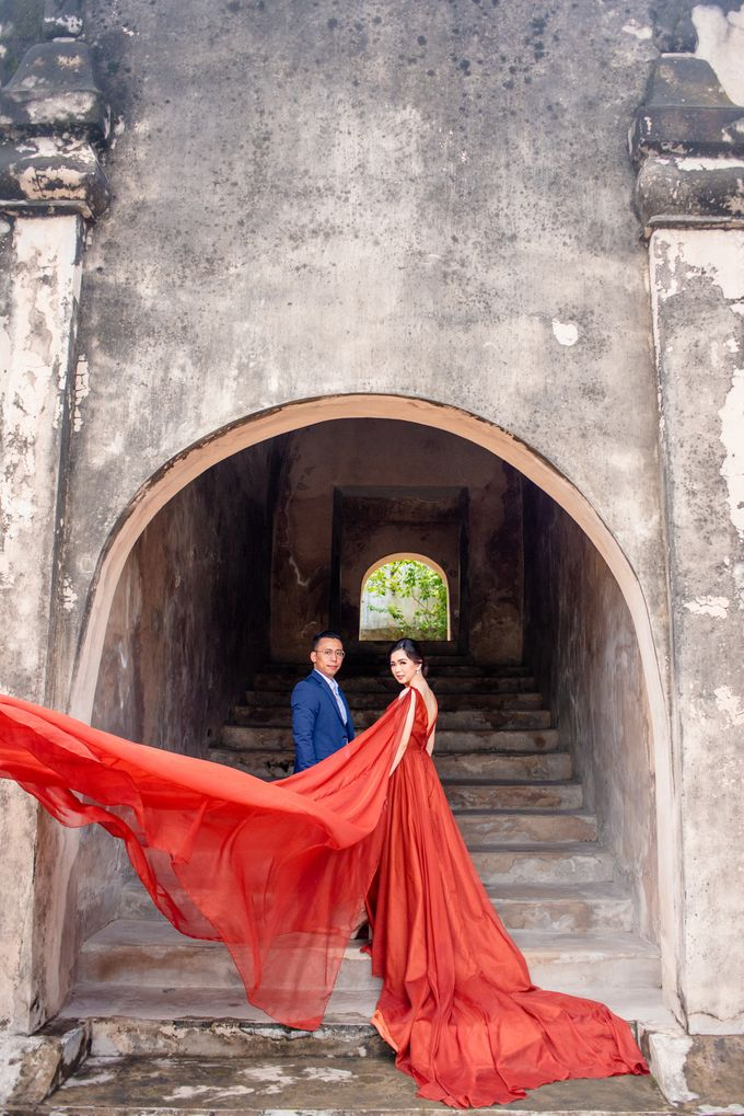 the Pre Wedding story of Febby & Vidi by Bondan Photoworks - 001
