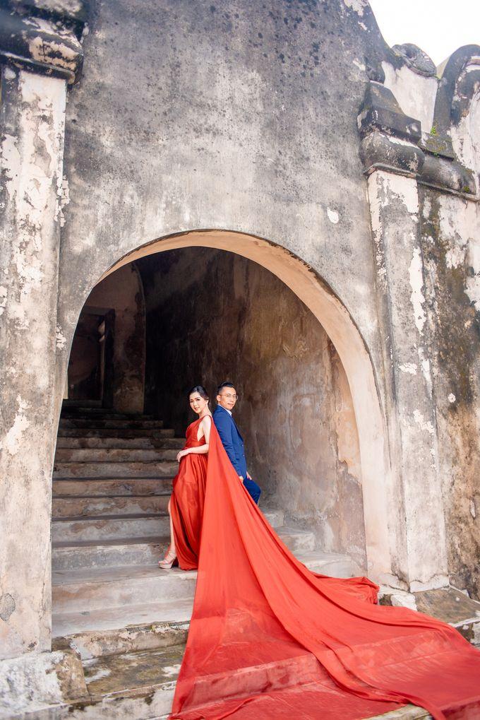 the Pre Wedding story of Febby & Vidi by Bondan Photoworks - 004