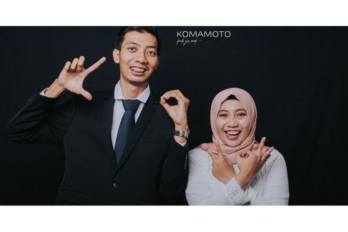 Prewedding Citra & Firman by komamoto - 005