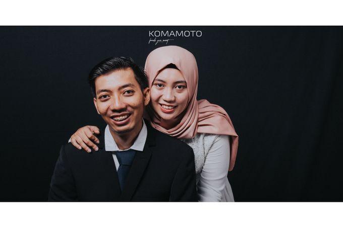 Prewedding Citra & Firman by komamoto - 006