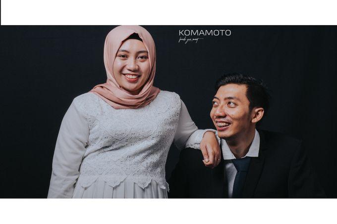Prewedding Citra & Firman by komamoto - 007
