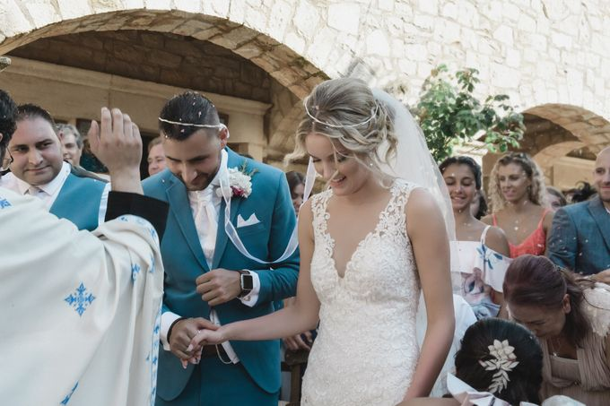 Wedding Agreco Farm  Alda and Bambos by George Chalkiadakis Pro Art Photography - 025