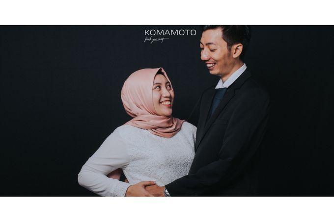Prewedding Citra & Firman by komamoto - 008