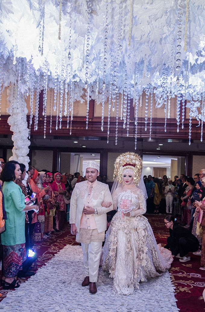 The wedding story  of Echa & Harya by Video Art - 016