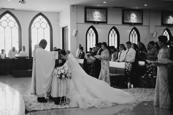 Gideon & Aktalisa Wedding by akustika bali enterprise - 007