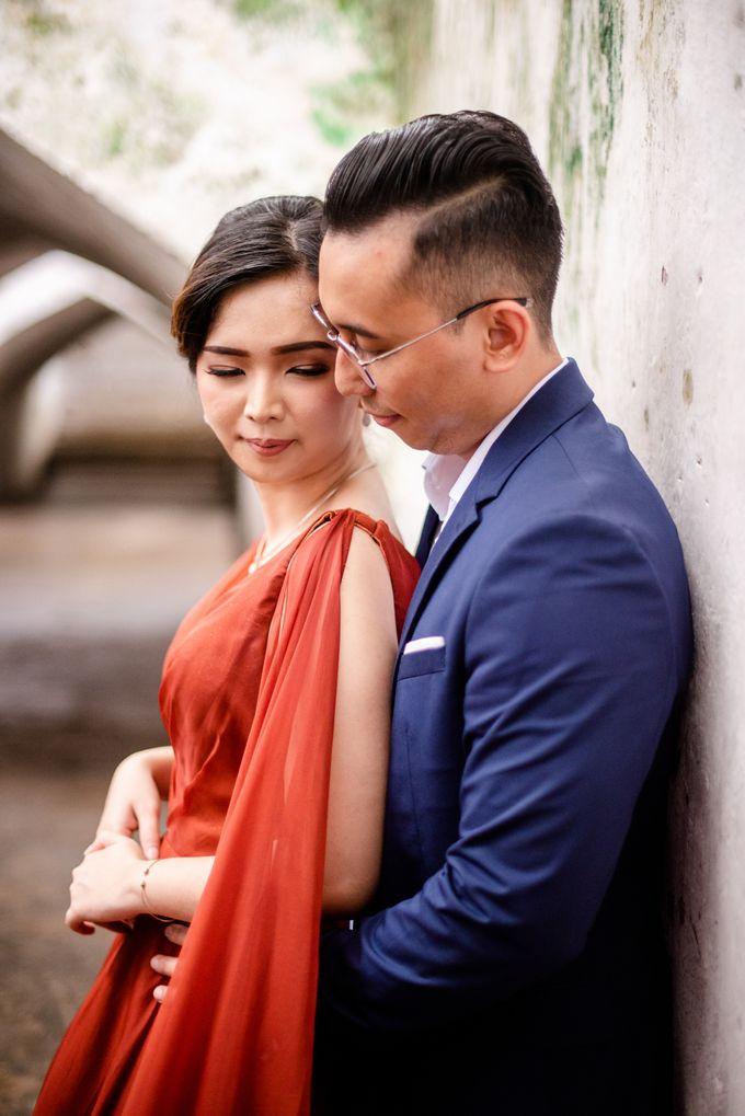 the Pre Wedding story of Febby & Vidi by Bondan Photoworks - 007
