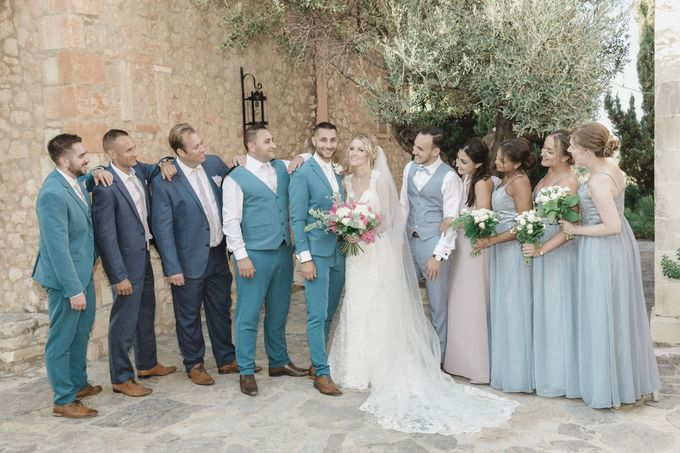 Wedding Agreco Farm  Alda and Bambos by George Chalkiadakis Pro Art Photography - 028