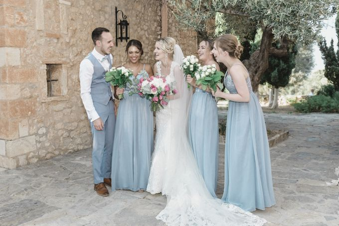 Wedding Agreco Farm  Alda and Bambos by George Chalkiadakis Pro Art Photography - 029