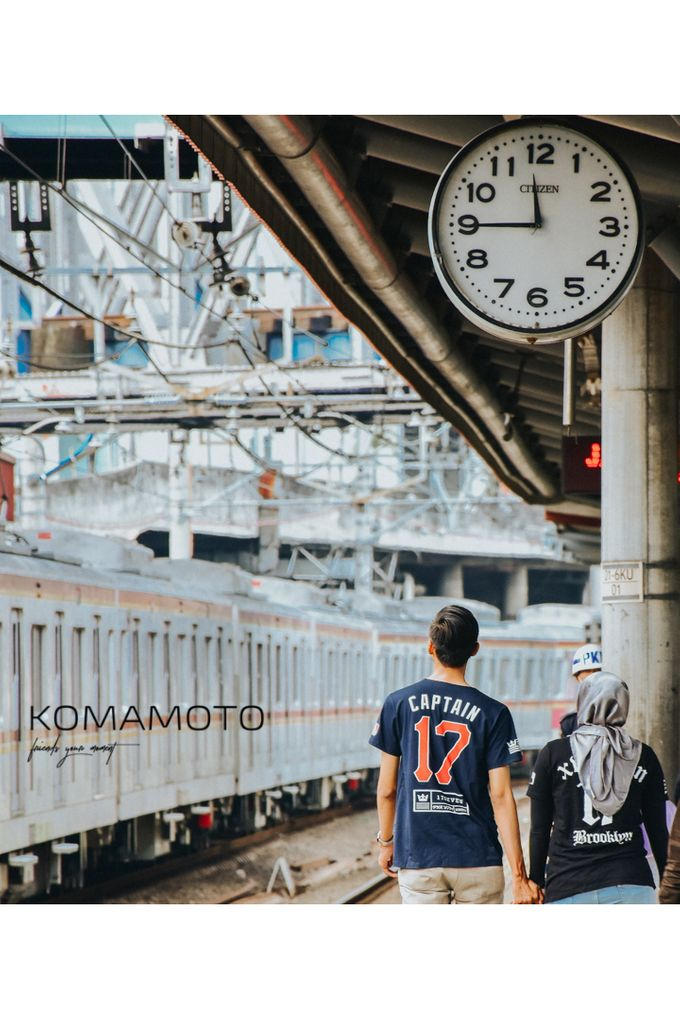 Prewedding Citra & Firman by komamoto - 014
