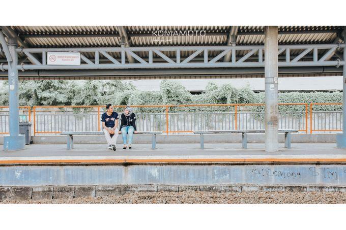 Prewedding Citra & Firman by komamoto - 015