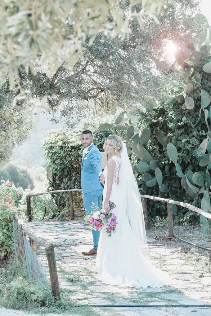 Wedding Agreco Farm  Alda and Bambos by George Chalkiadakis Pro Art Photography - 030