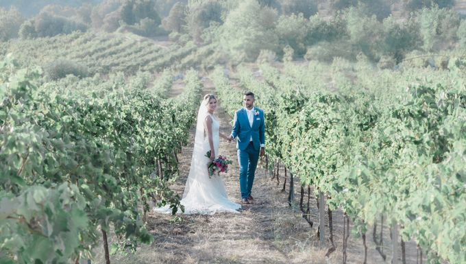Wedding Agreco Farm  Alda and Bambos by George Chalkiadakis Pro Art Photography - 031