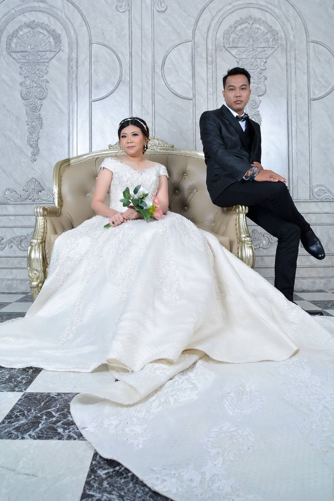 Dhony & Marlena's Prewedding photo session by Favor Brides - 004