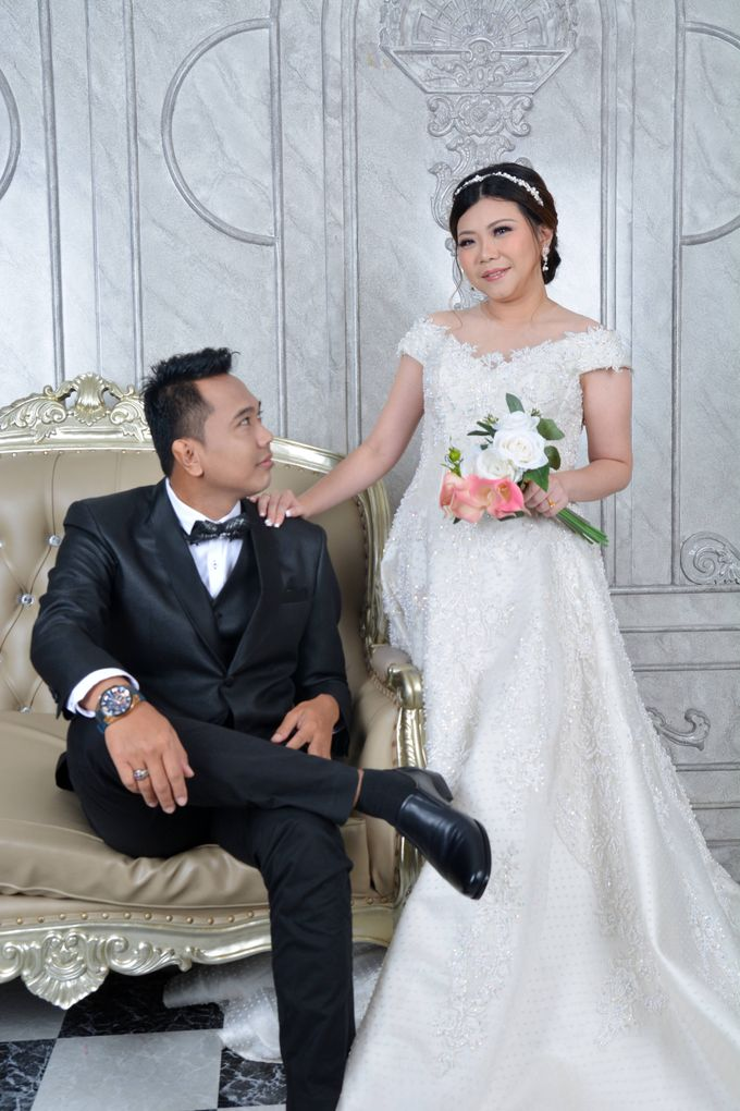 Dhony & Marlena's Prewedding photo session by Favor Brides - 003