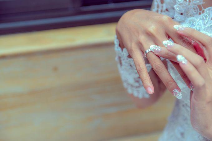Raymond & Laura Wedding by MariMoto Productions - 012
