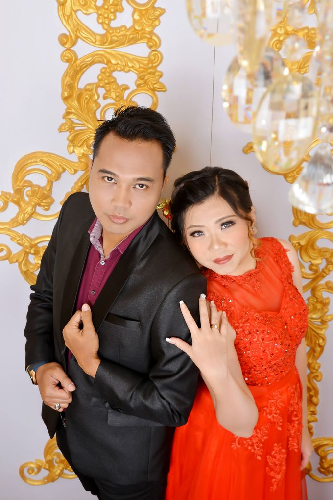 Dhony & Marlena's Prewedding photo session by Favor Brides - 002