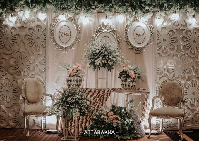 Wedding Citra & Nouval by Attarakha Fotografi - 001