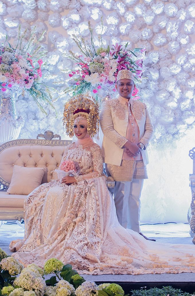 The wedding story  of Echa & Harya by Video Art - 020