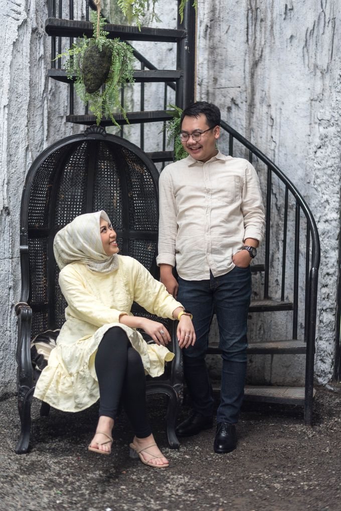 mini sesi pre wedding Dea dan Aldi (18 Oktober 2020) by Weddingscape - 001