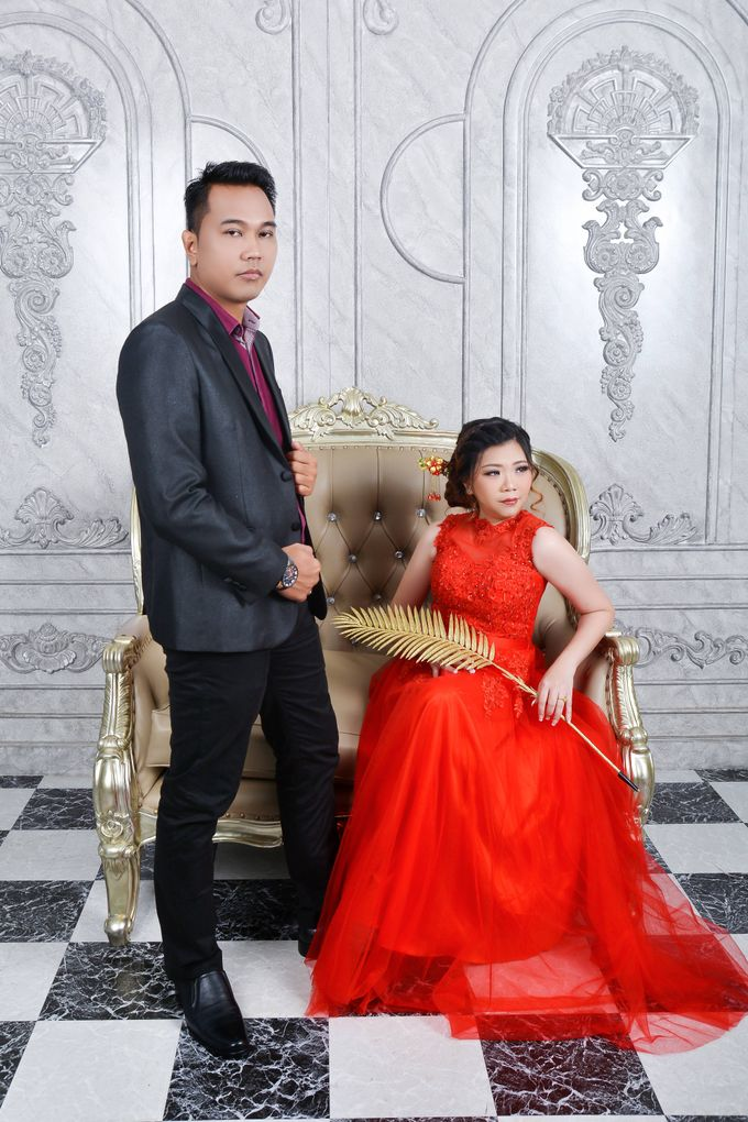 Dhony & Marlena's Prewedding photo session by Favor Brides - 008