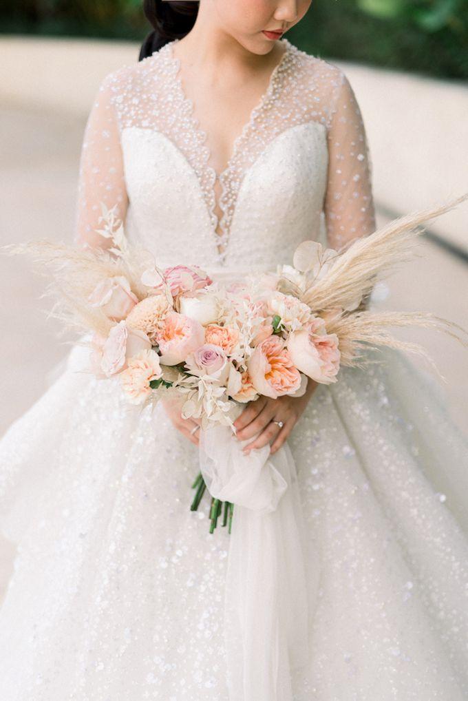 Gideon & Aktalisa Wedding by akustika bali enterprise - 004
