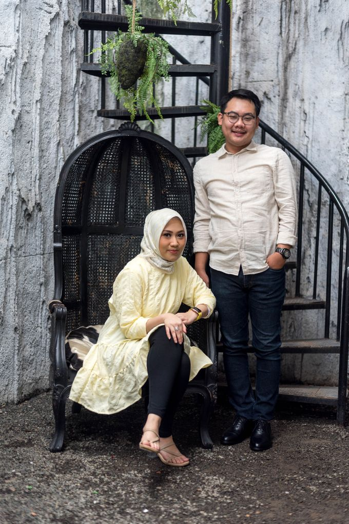 mini sesi pre wedding Dea dan Aldi (18 Oktober 2020) by Weddingscape - 002