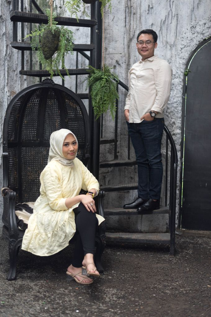 mini sesi pre wedding Dea dan Aldi (18 Oktober 2020) by Weddingscape - 003