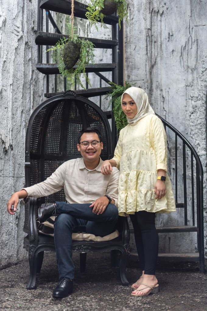mini sesi pre wedding Dea dan Aldi (18 Oktober 2020) by Weddingscape - 004