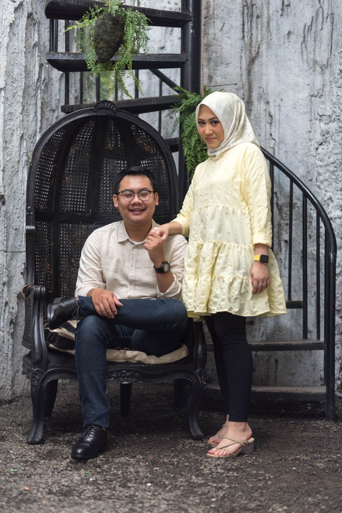 mini sesi pre wedding Dea dan Aldi (18 Oktober 2020) by Weddingscape - 005