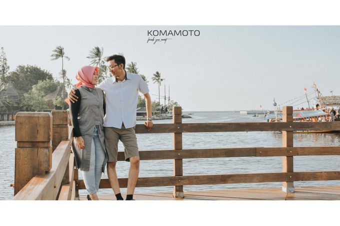 Prewedding Citra & Firman by komamoto - 020