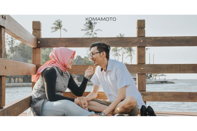 Prewedding Citra & Firman by komamoto - 021