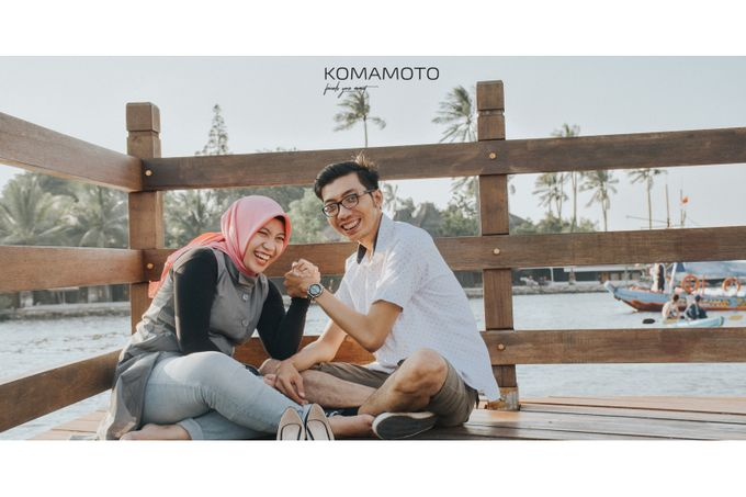Prewedding Citra & Firman by komamoto - 022