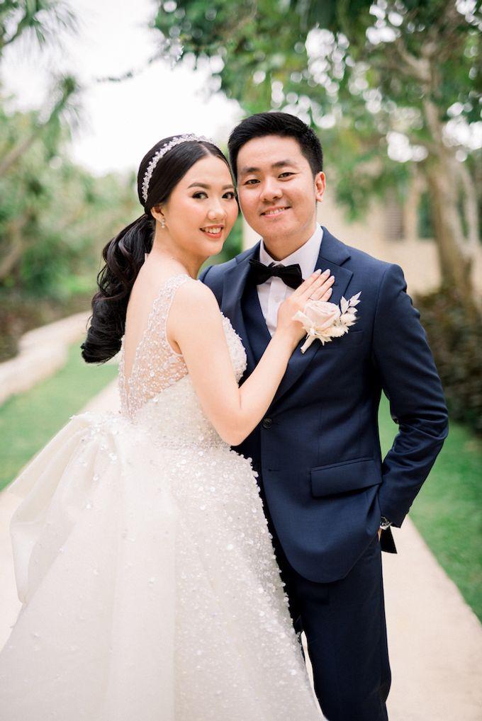Gideon & Aktalisa Wedding by akustika bali enterprise - 005