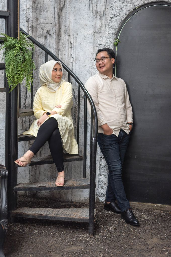 mini sesi pre wedding Dea dan Aldi (18 Oktober 2020) by Weddingscape - 007