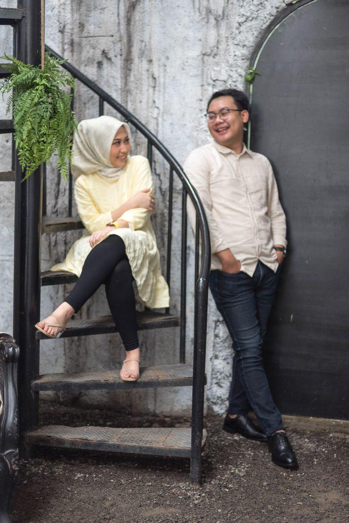 mini sesi pre wedding Dea dan Aldi (18 Oktober 2020) by Weddingscape - 008