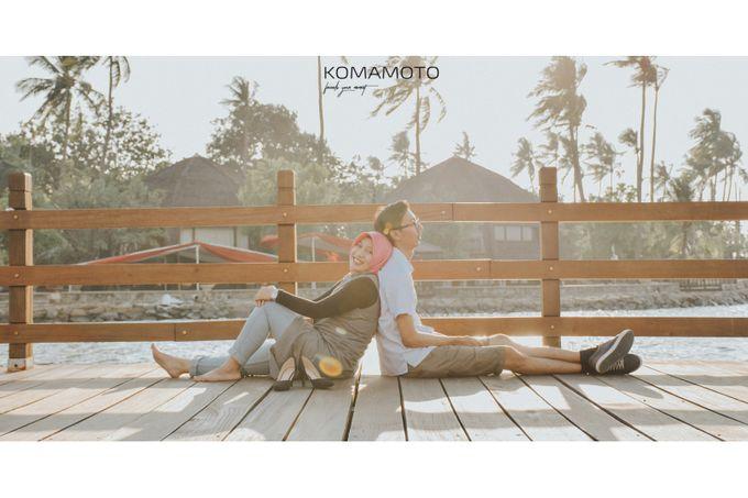 Prewedding Citra & Firman by komamoto - 024