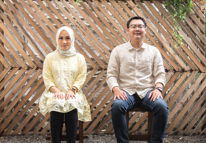 mini sesi pre wedding Dea dan Aldi (18 Oktober 2020) by Weddingscape - 009