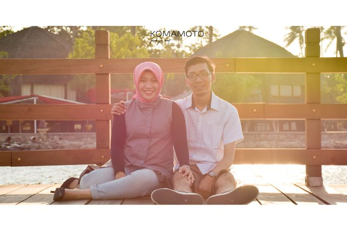 Prewedding Citra & Firman by komamoto - 025
