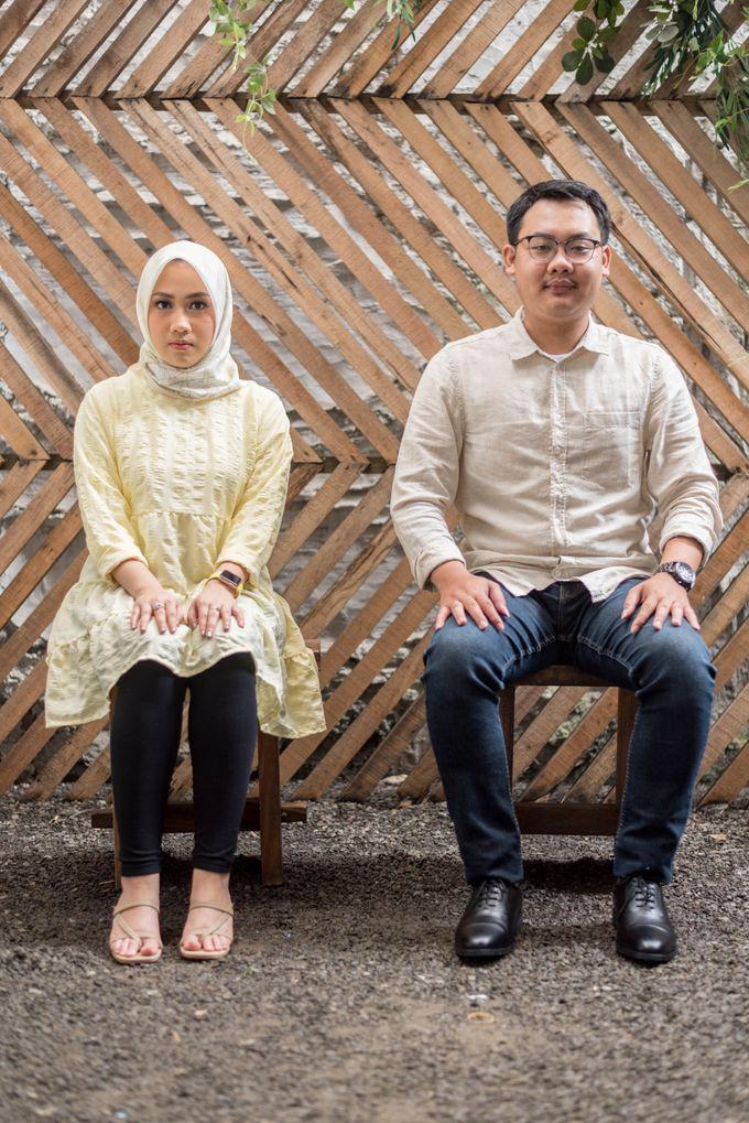 mini sesi pre wedding Dea dan Aldi (18 Oktober 2020) by Weddingscape - 010