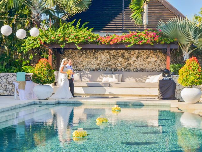 Wedding at The Ungasan in Uluwatu by Bali Tie d' Knot - 008