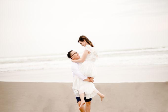 the Pre Wedding story of Febby & Vidi by Bondan Photoworks - 012