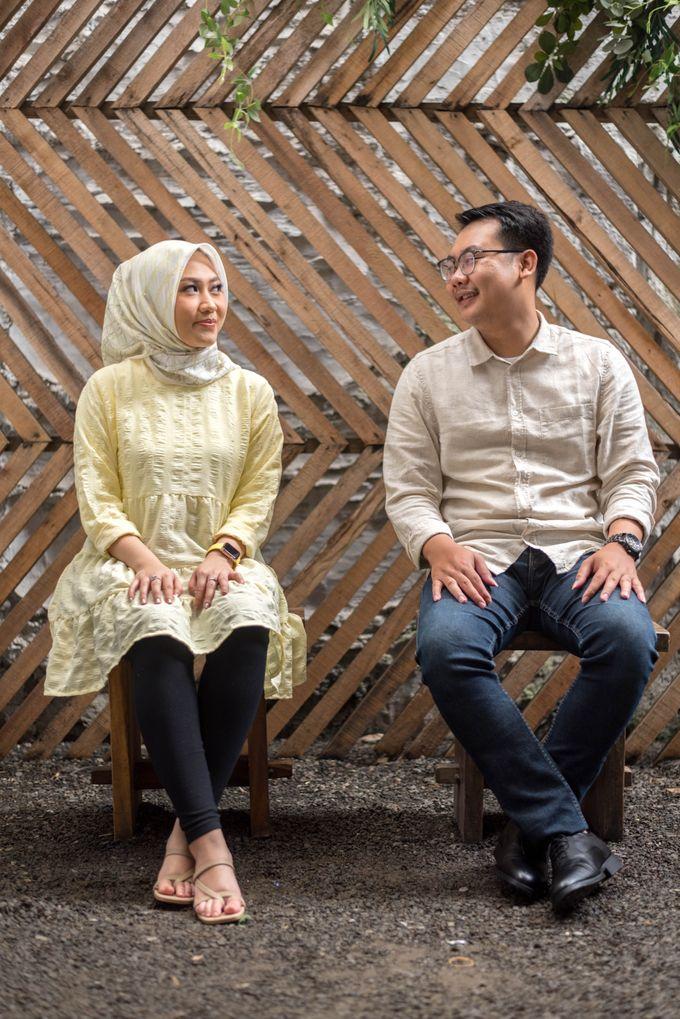 mini sesi pre wedding Dea dan Aldi (18 Oktober 2020) by Weddingscape - 012