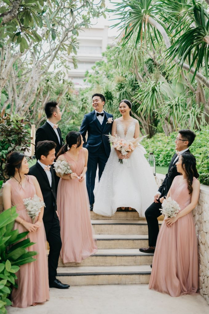 GIDEON + AKTALISA WEDDING DAY by Summer Story Photography - 009