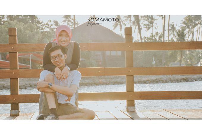 Prewedding Citra & Firman by komamoto - 026