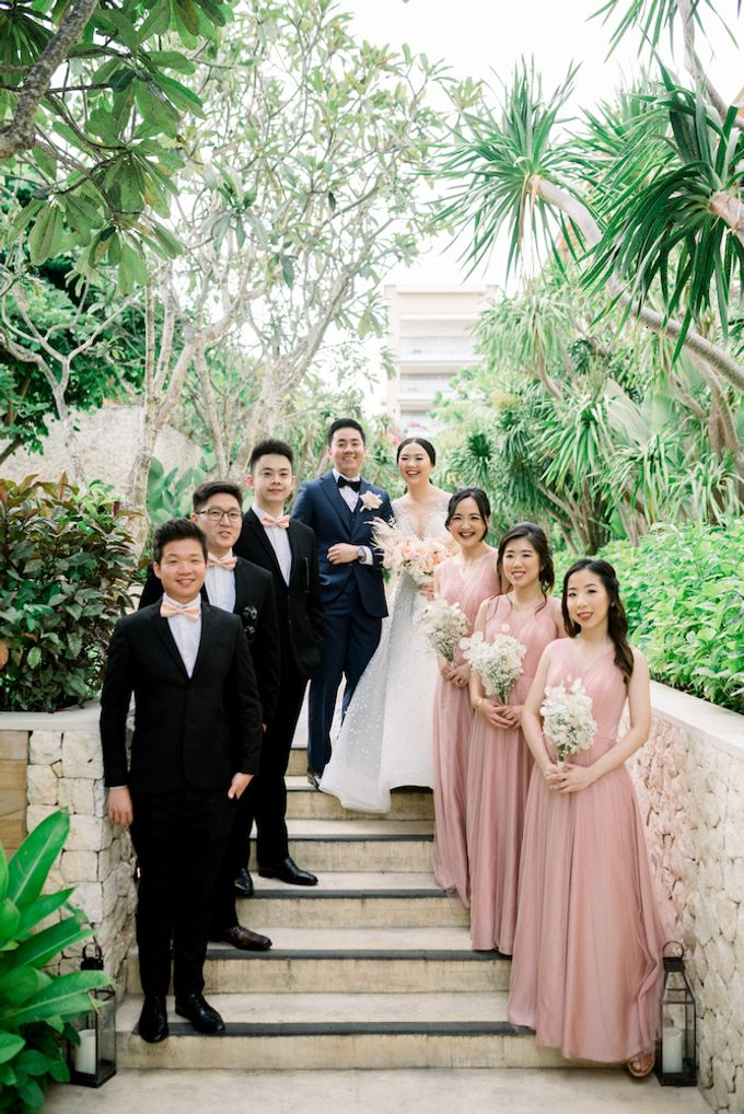 Gideon & Aktalisa Wedding by akustika bali enterprise - 010